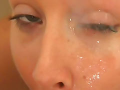 All, Blowjob, Facial, HD, Small Tits, Toilet
