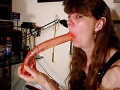 Anne Howe Deepthroat Fuck Stomach