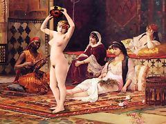 Arab, Arab, Funny, Softcore, Tits