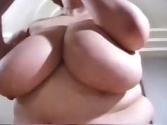 Japanese BBW, Asian, BBW, Big Tits, Boobs, Cum