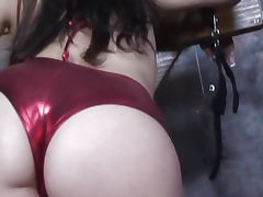 Big Ass Babe Sucked Cock And Fucked