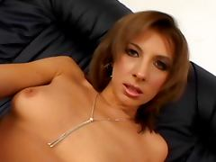 Janet Alfano Gets A Proper Pucker Pounding