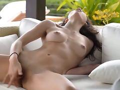 Adorable, Adorable, Babe, Brunette, Masturbation