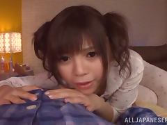 Japanese, Asian, Blowjob, Couple, Cowgirl, Cum