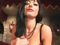 Vampire Big Boobs Hotie Fucked