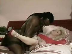 Blonde, Blonde, Interracial