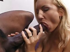 Very BBC and Young Blonde Wife Camaster