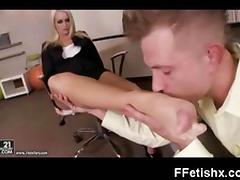 Marvelous Foot Fetish Milf Fetish Hardcore