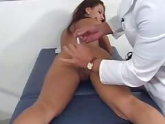 Rectal Exam, Anal, MILF, Rectal Exam