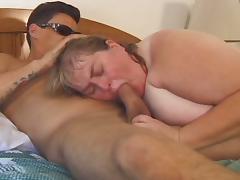 Bbw slut seduced and fucked hard