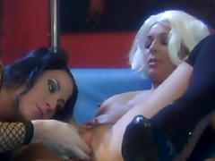 All, Blonde, Brunette, Dildo, Fingering, Legs