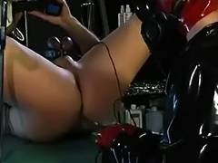 Gasmask Domina electro play
