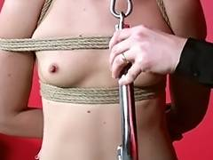 Anal hook in the slit