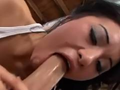 Jayden Lee Deepthroats Fucks