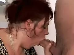 Hairy pussy matures suffering group sex