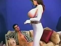 Sofia Staks Classic Breasty Sweetheart