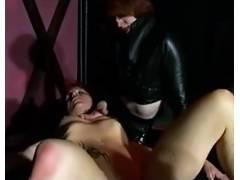female dominator french