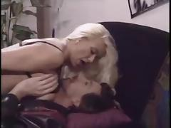 Sibylle Rauch German Milf fucked by two guys porn video