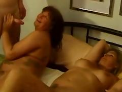 Mature Amateurs videos. Kinky mature amateur wives and their black lovers fucking in an orgy