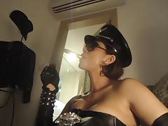 Mistress Smoking cigar 2