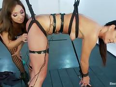 Bounded India Summer gets toyed and tortured with elec