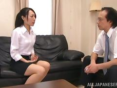 Shino Tsubaki Gets Fucked Hard after Getting Toyed