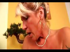 German, Big Tits, Boobs, Fucking, German, Mom