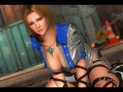 DOA Clip With Tina and Helena