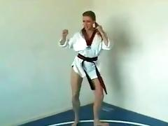 Female Karate Fetish - 9