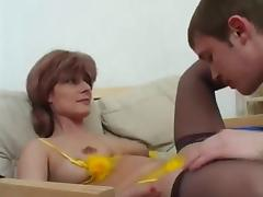 All, Anal, Beauty, Mom, Old and Young, Mom and Boy