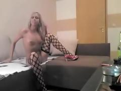 Injected Anni Star anal creampie full in the butt