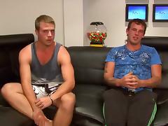 Aussie Troy and Travis