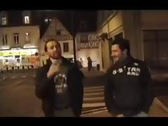 Florence fucked by two guys