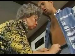Granny with a Boy R20 porn video