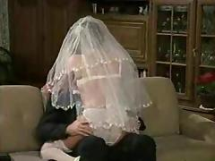 Hot Bride! Retro porn!