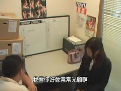 Lovely Japanese crammed in spy cam Asian hardcore video