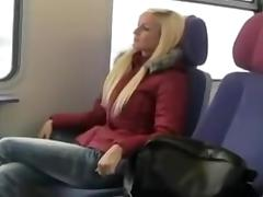 Train, Amateur, German, Teen, Train, German Teen
