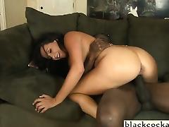Slut wife interracial anal gangbang