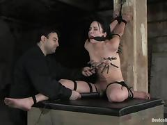 Bound, BDSM, Bondage, Bound, Teen, Tied Up