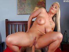 Big boobs pussy analfuck