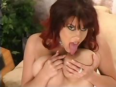 rebecca love titty play