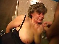 Mature Granny Fucked