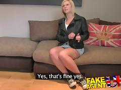 Audition, Amateur, Audition, Blonde, British, Casting