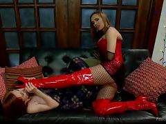 All, Boots, Heels, Lick, Shoes, Stockings