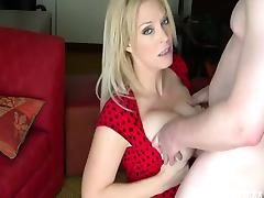 All, Big Tits, Blonde, Blowjob, Boobs, Bukkake