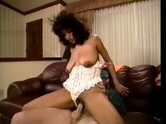Young Big Tit Black Kira gets Hairy Cunt Filled porn video