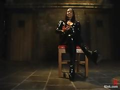 All, BDSM, Bondage, Brunette, Kinky, Latex