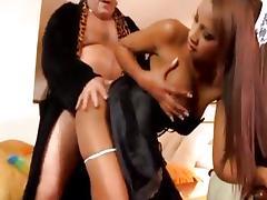 Katia De Lys Fucks Oldman