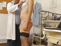 Spy, Aged, Amateur, Doctor, Gyno, Hidden