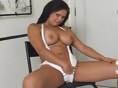 Bedroom, Bedroom, Big Tits, Blowjob, Boobs, Brunette